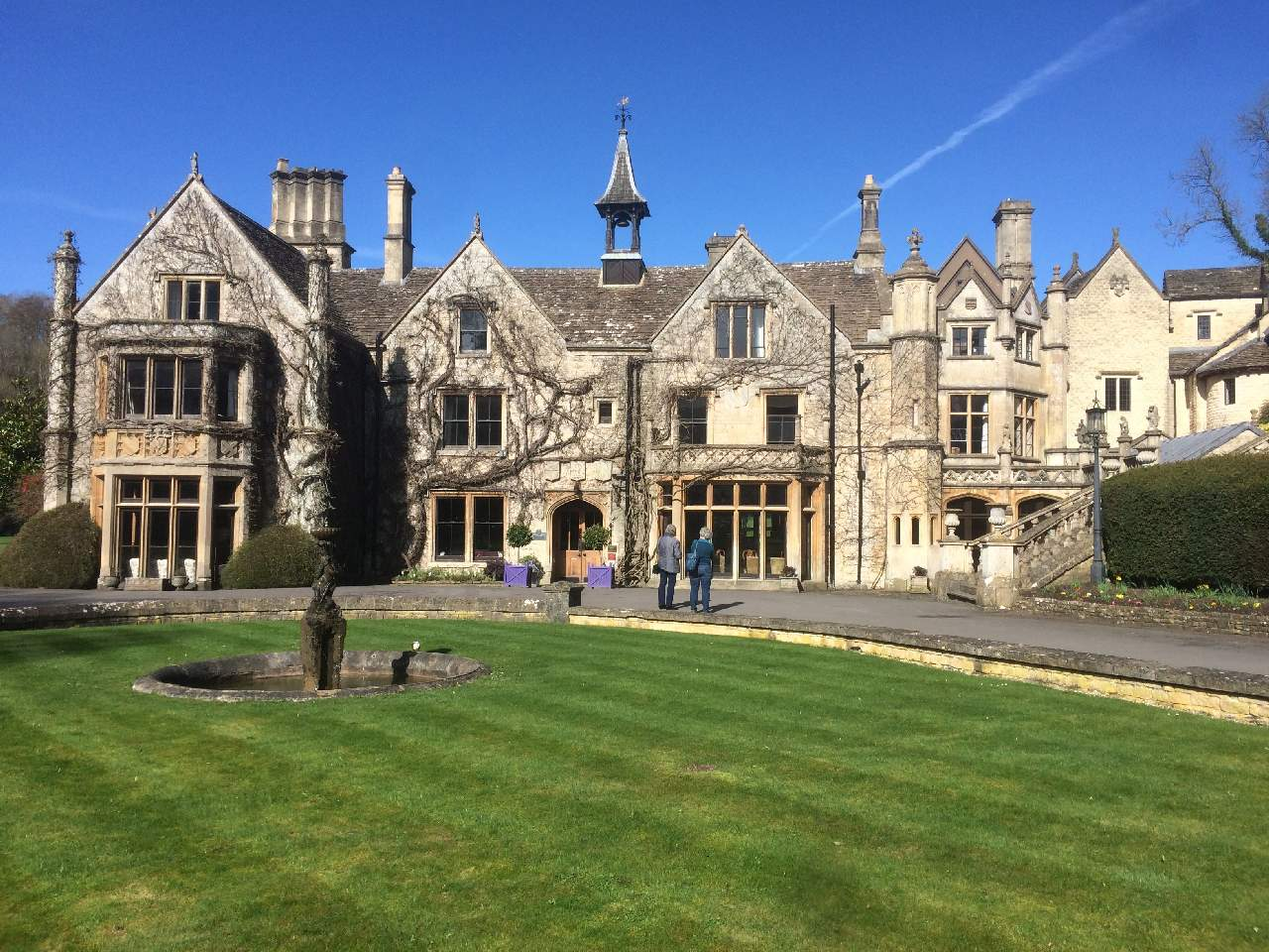 Manor House Hotel Wiltshire