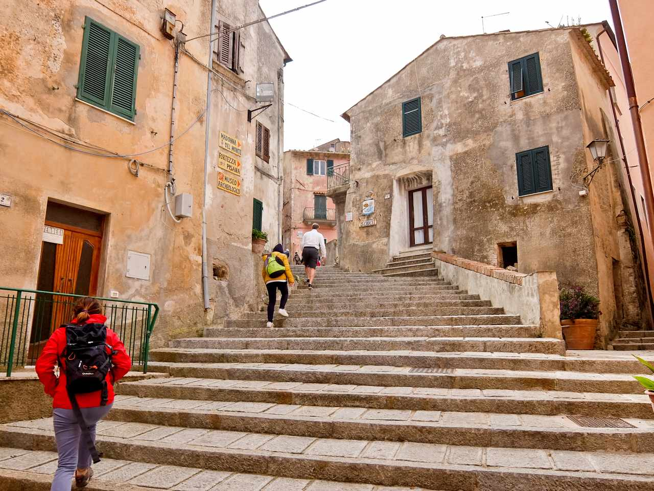 Marchiana Steps