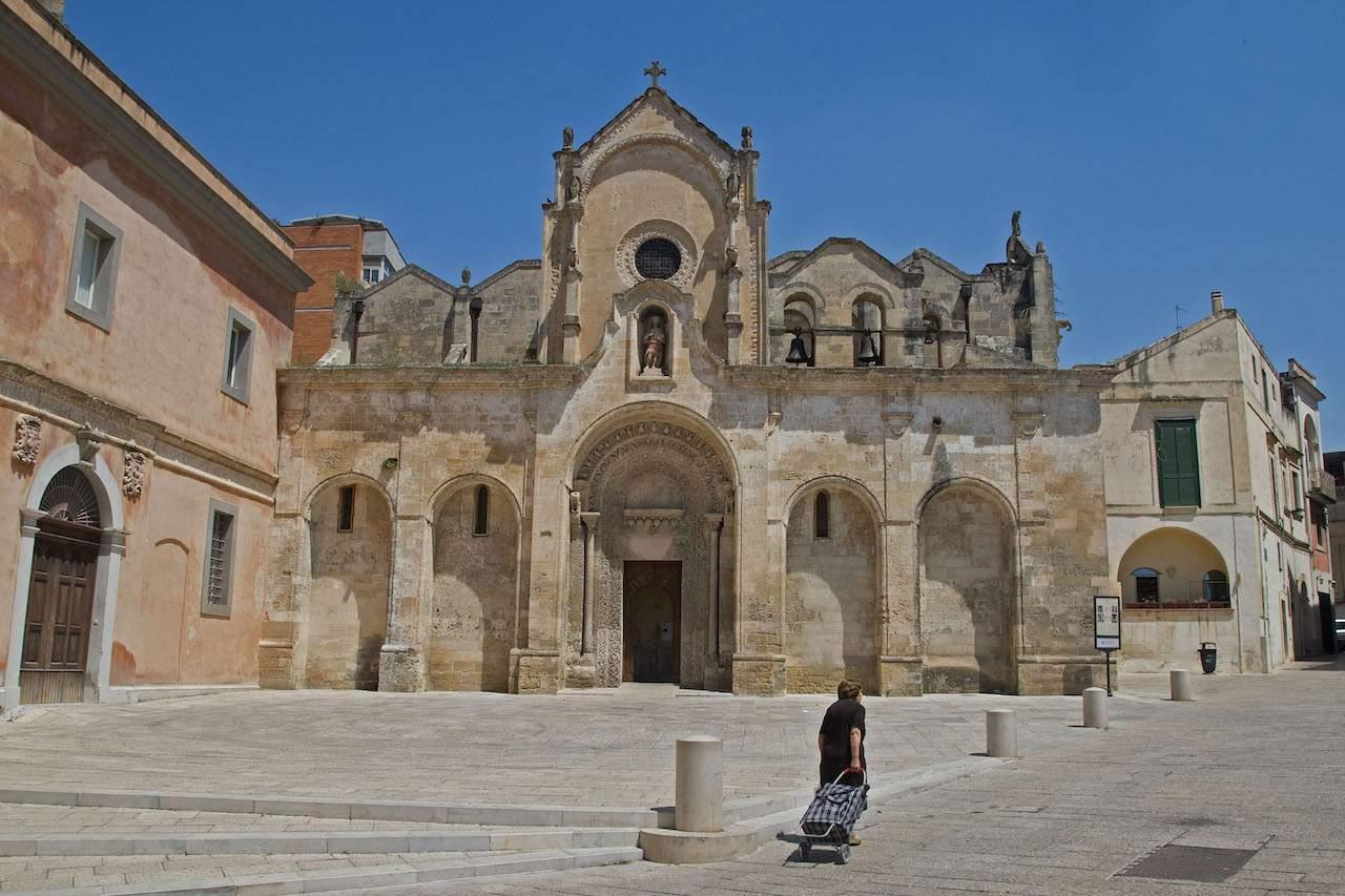 Matera - S.Giovanni Battista church