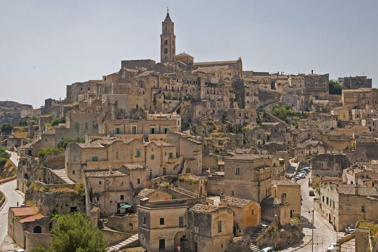 Italy Matera From Shame To Chic In 50 Years