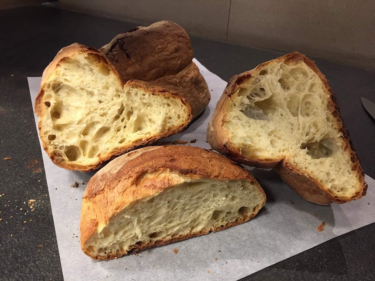 Matera - bread