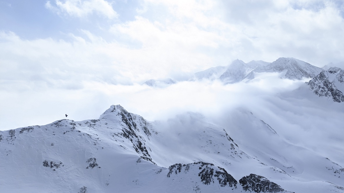Misty mountains Hochgurgl