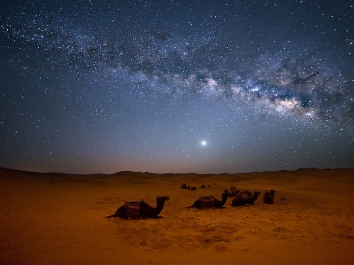 Morocco Meteor Shower tour