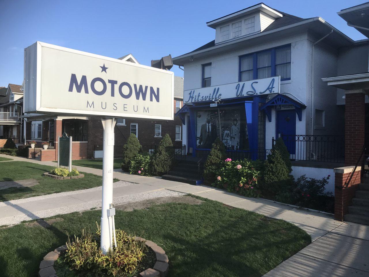 Mowtown museum, Detroit