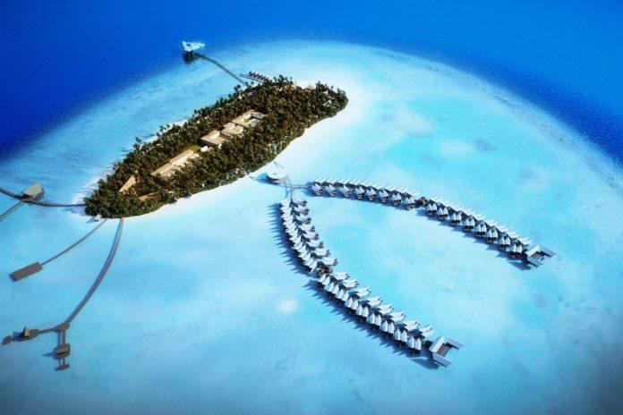 Movenpick Resort & Spa Kuredhivaru Maldives - Aerial