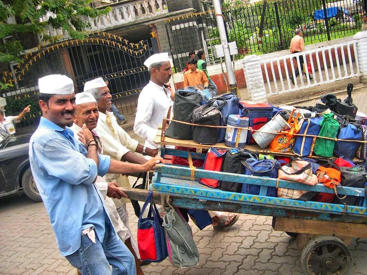 Dabbawalas, Mumbai