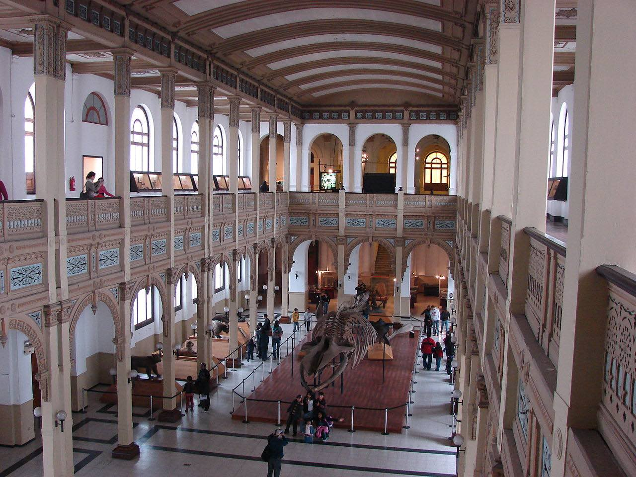 Museo Historico Nacional, Santiago de Chile