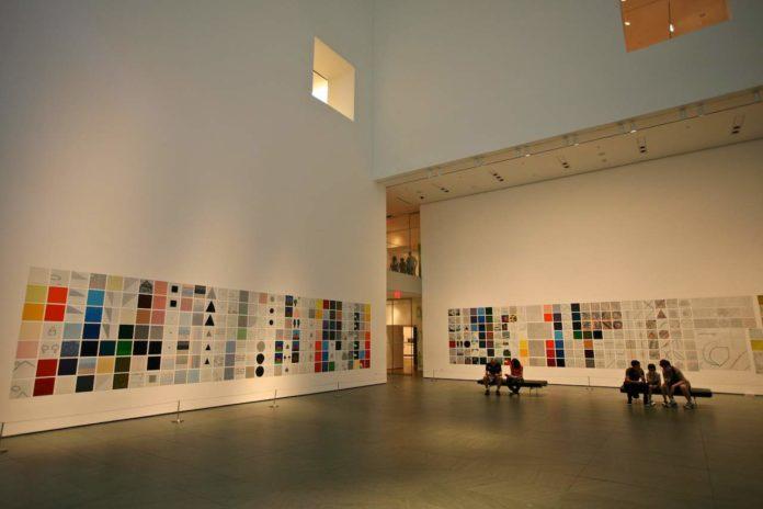 Museum of Modern Art MoMA, New York City