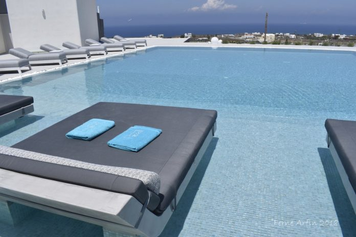 Myst Boutique Hotel - pool