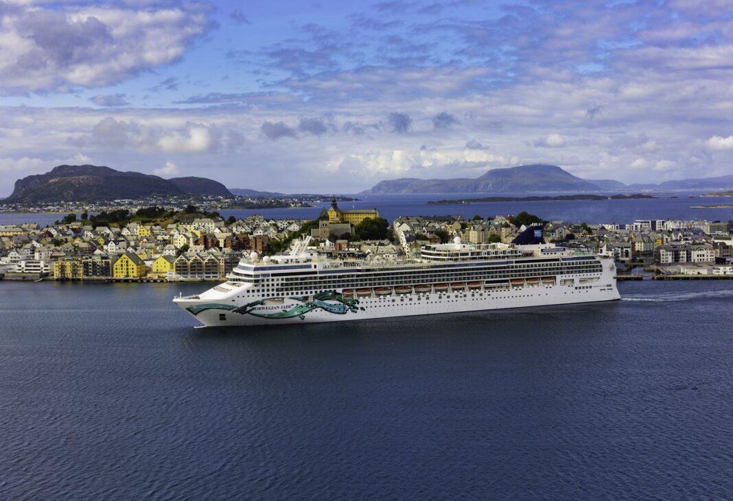 NCL Jade Alesund Norway