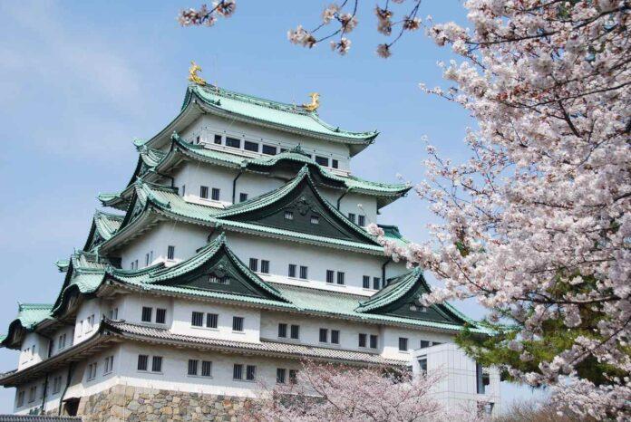 Nagoya Castle (c) Nagoya Convention & Visitors Bureau
