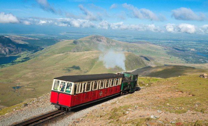 Rail adventure in North Wales - full steam ahead