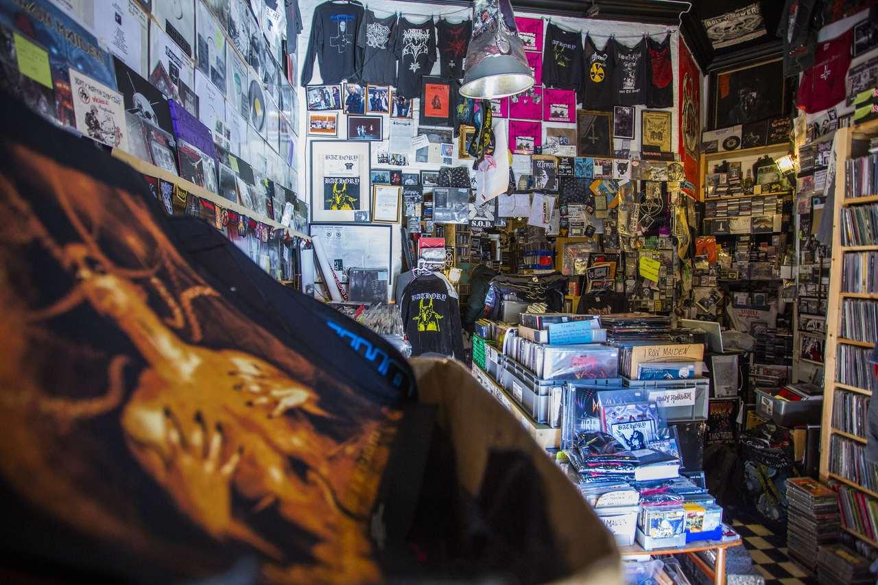 Neseblod Records c. Didrick Stenersen