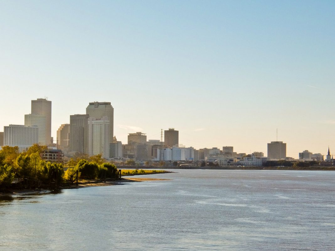 New Orleans and Mississippi