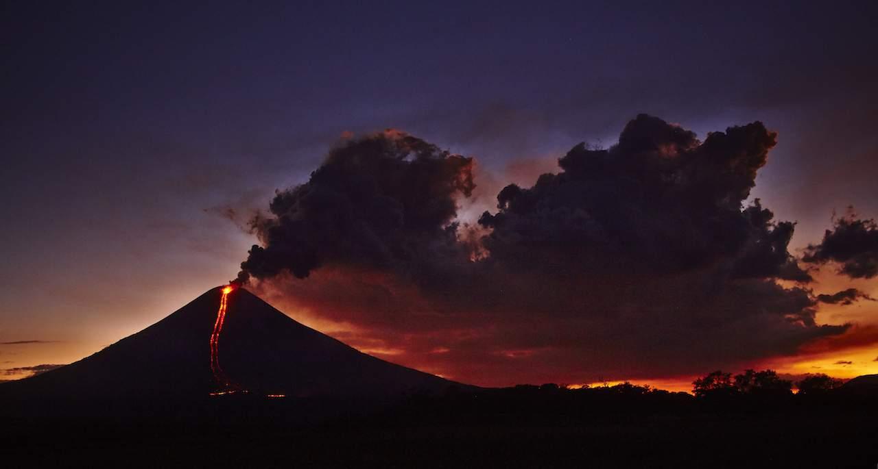 Nicaragua - Momotombo - Harold Gonzalez