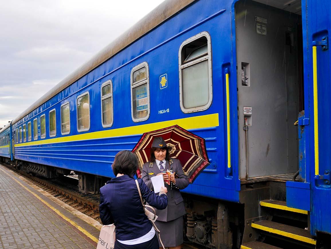 Night Train to Kiev