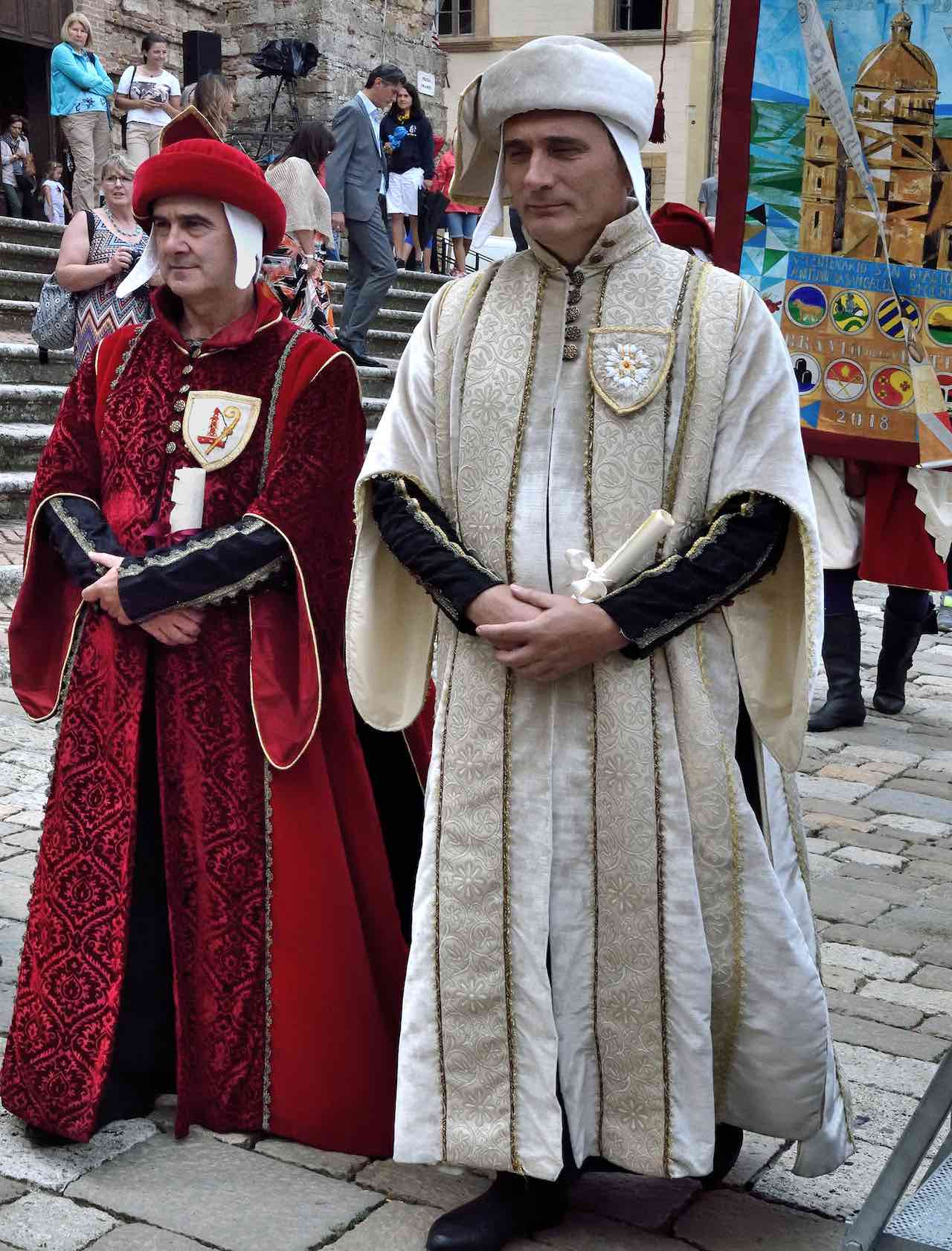 Noblemen and Bravio