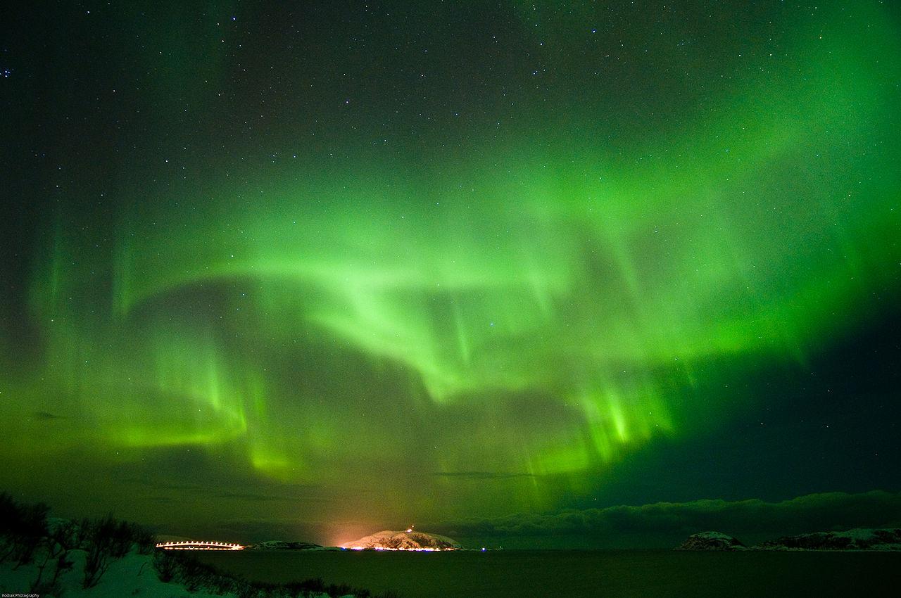 Northern Lights, Tromsø, Norway