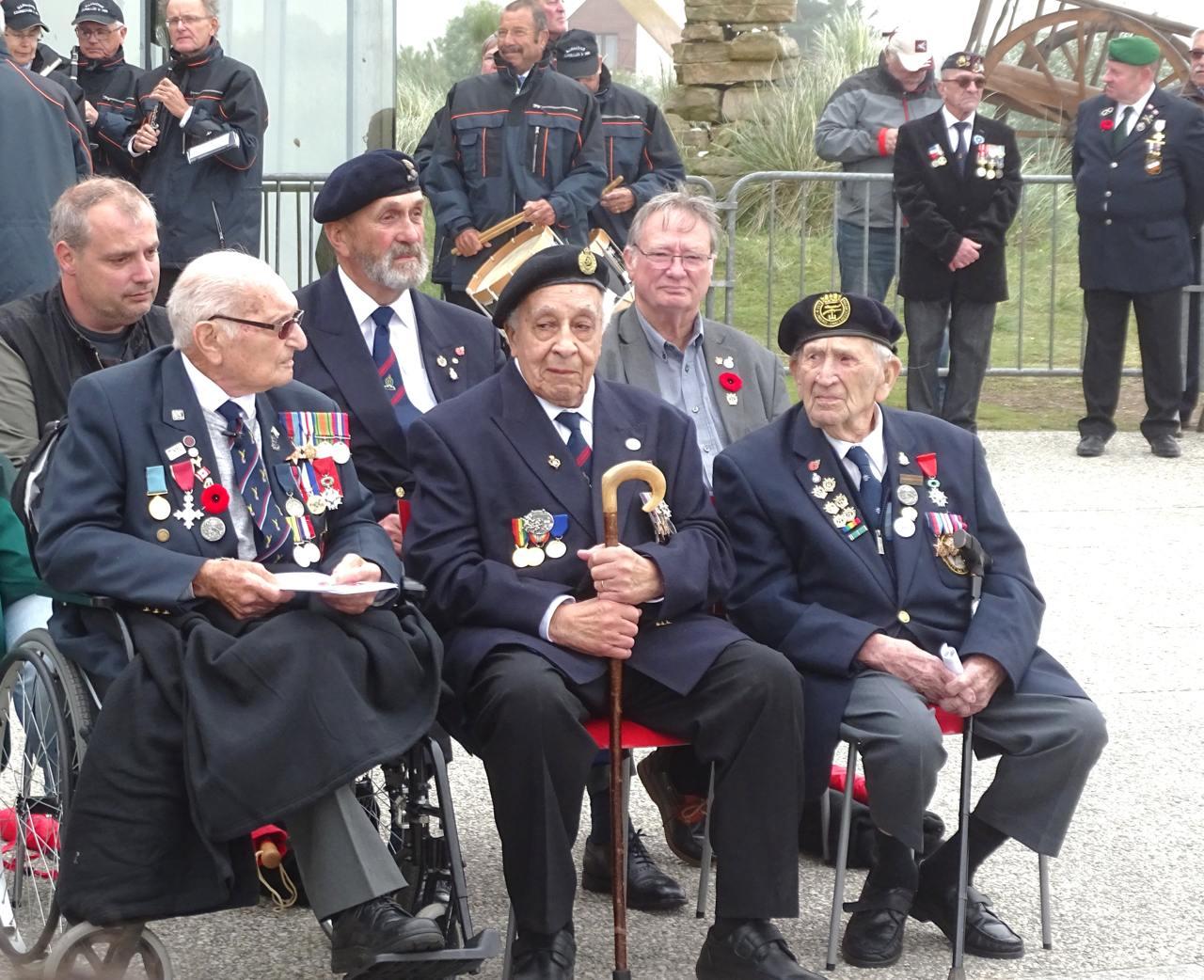 Normandy Juno Beach commemoration June 6