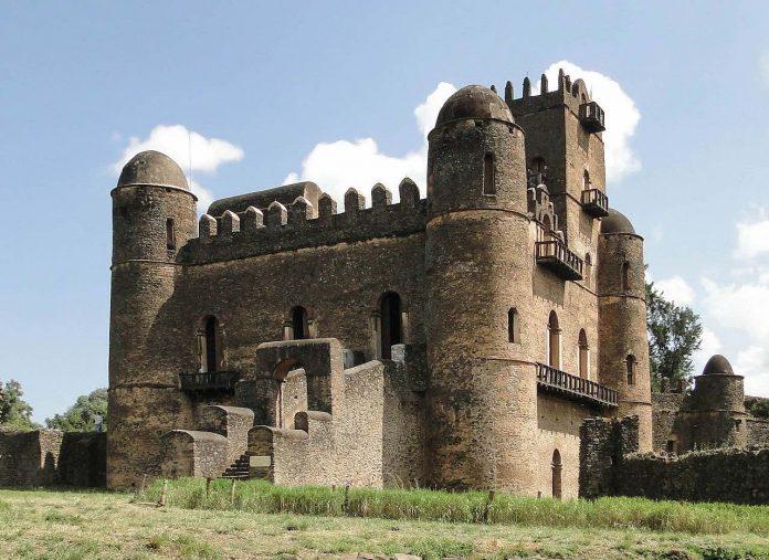 Gondar: Fasilides Palace