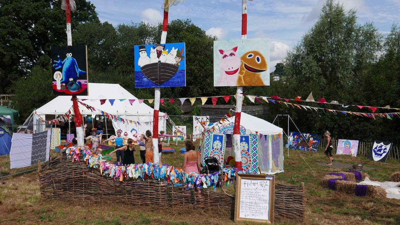 Nozstock Little Wonderland Kid's Area