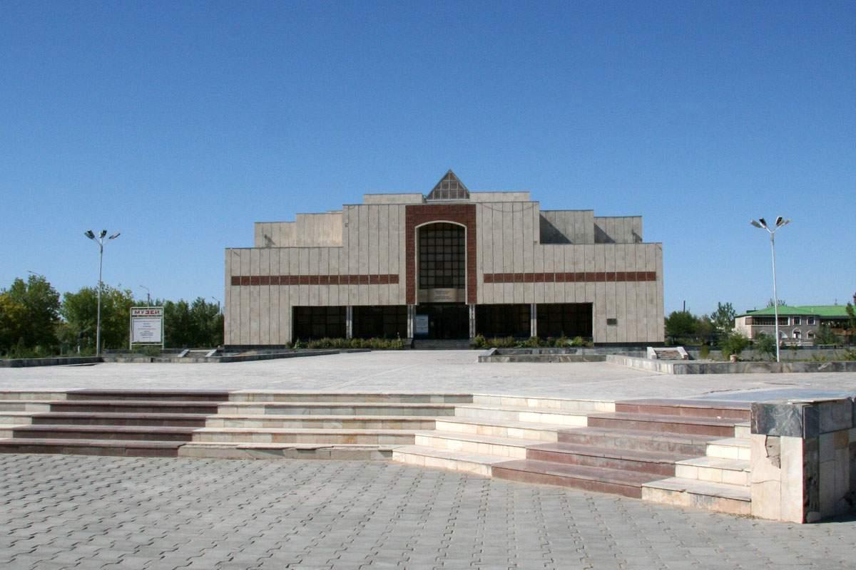 Nukus Art Museum, Uzbekistan