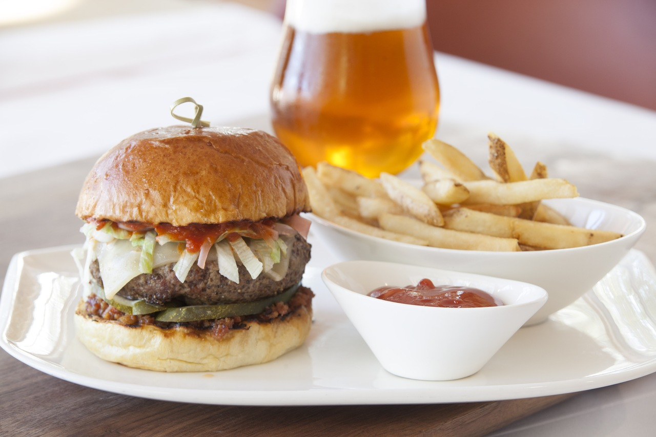 OAK Grill The Burger