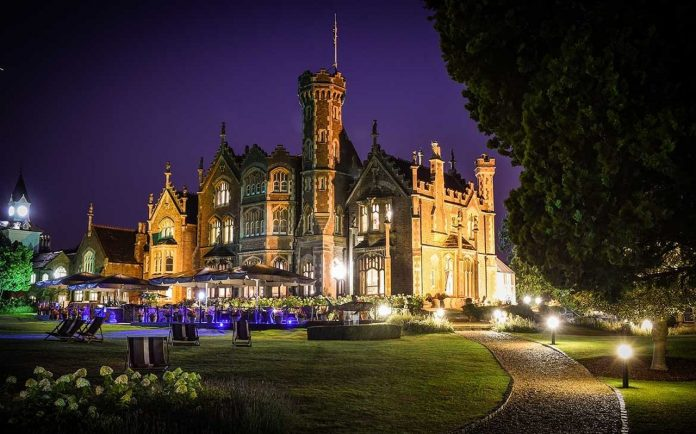Oakley Court hotel, Windsor