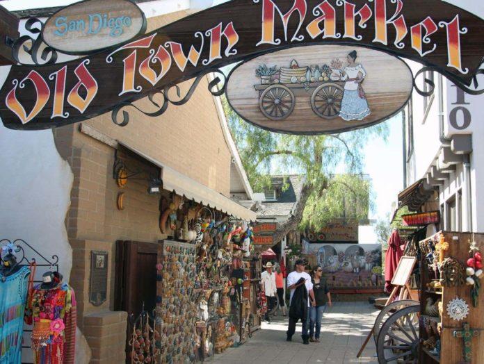 Old Town Market, San Diego