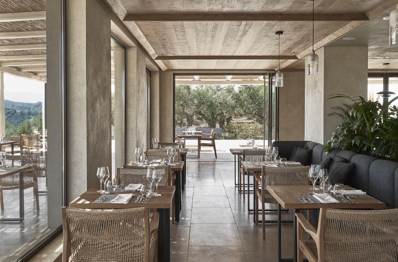Olea All Suite Hotel - restaurant