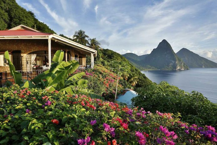 Oliver Travels, Tamarind House, St Lucia