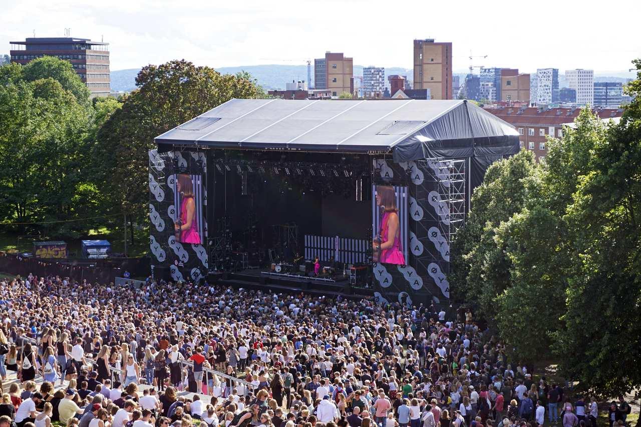 Oye Festival c.Tord Baklund