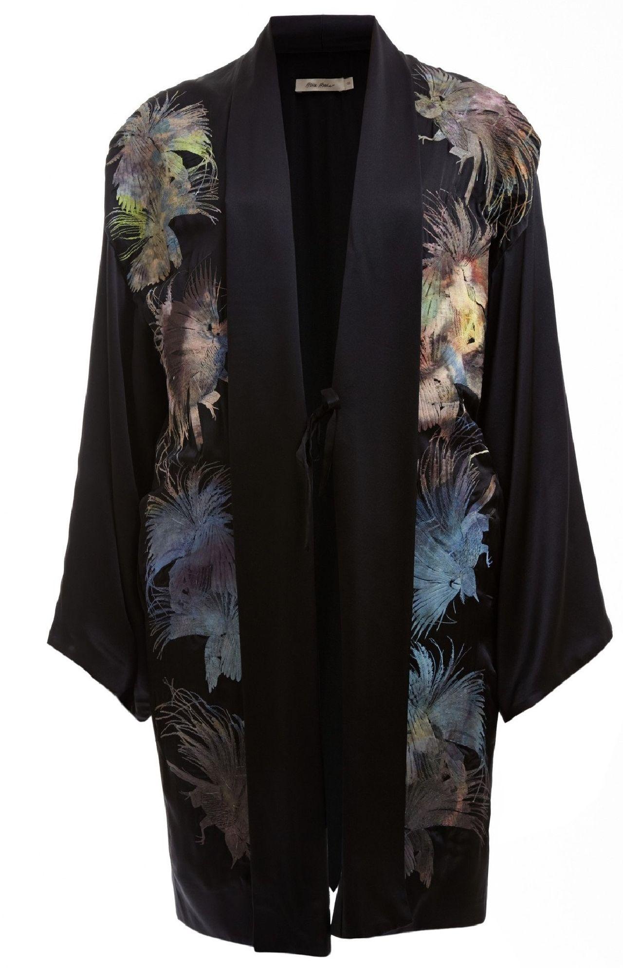 P Diddy wore this Alice Archer designed Kimono