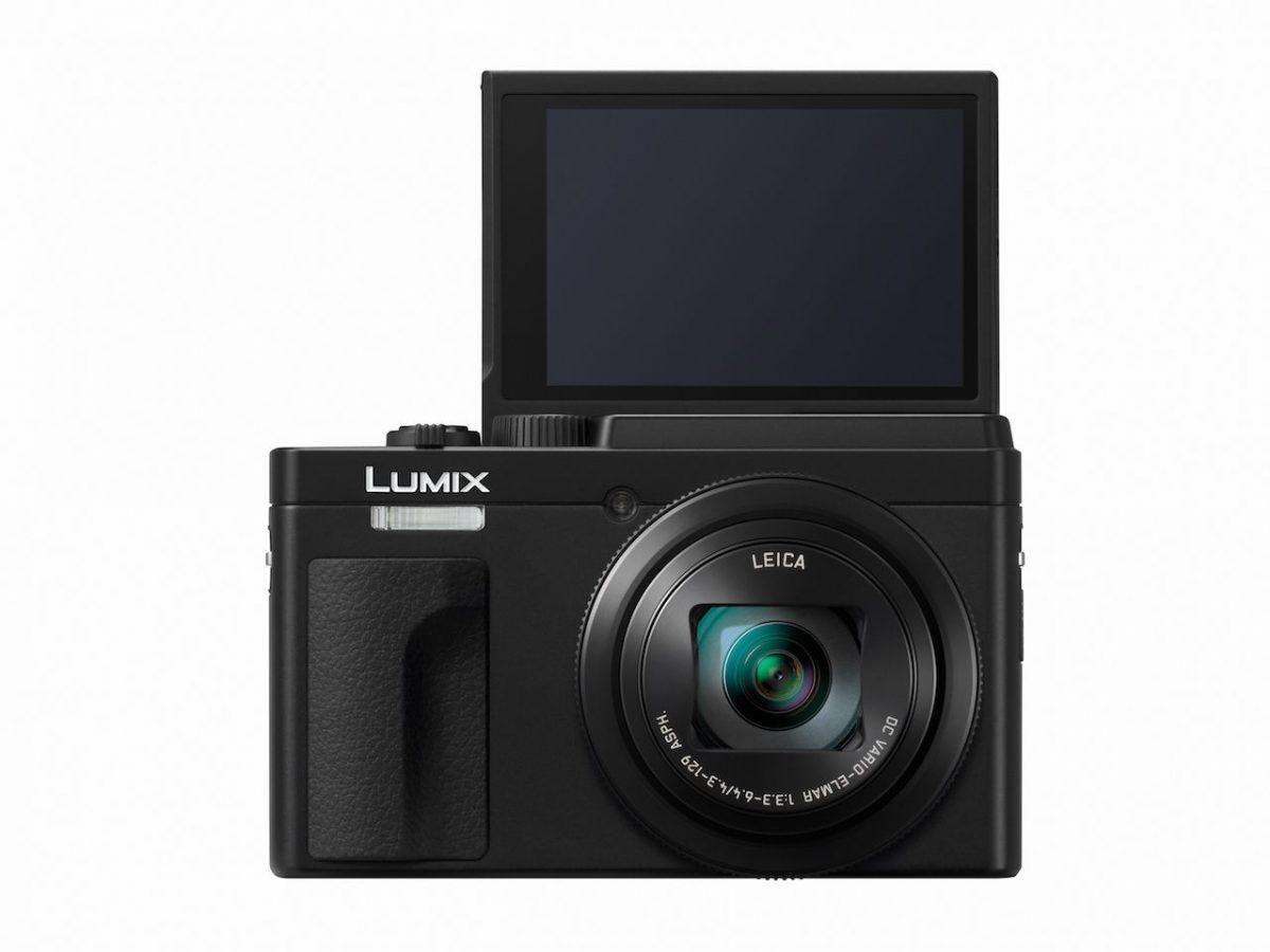 Panasonic LUMIX TZ95 selfie mode