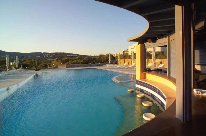 Villa Aeolos, Paros