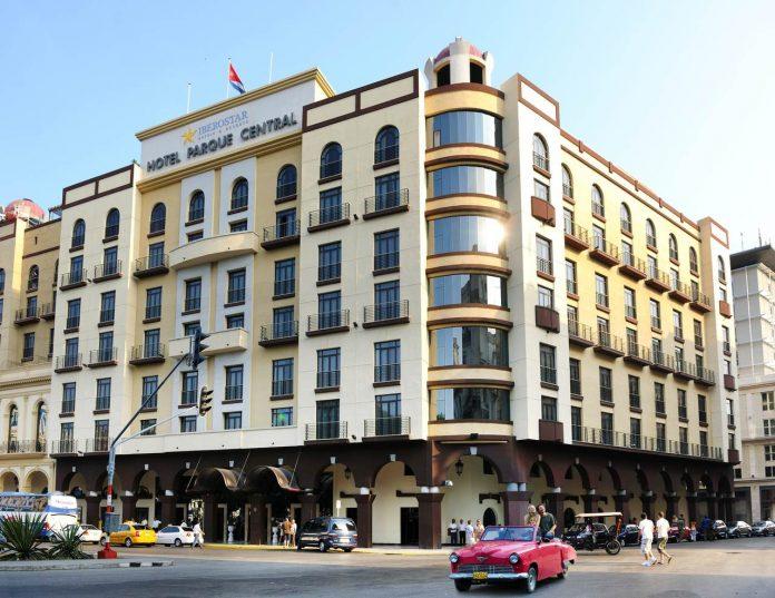 Parque Central Hotel, Havana, Cuba