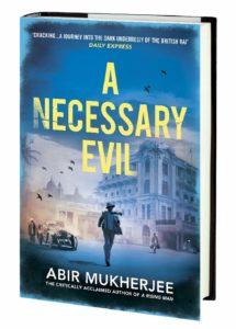 Penguin Dead Good - A Necessary Evil by Abir Mukherjee