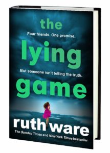 Penguin Dead Good - The Lying Game by Ruth Ware