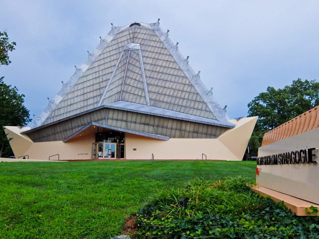 Philadelphia Frank Lloyd Wright Synagogue