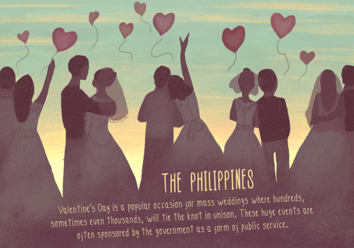 Valentine's Day Traditions from Around the World: Philippines