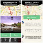 Monument Tracker: guided tour