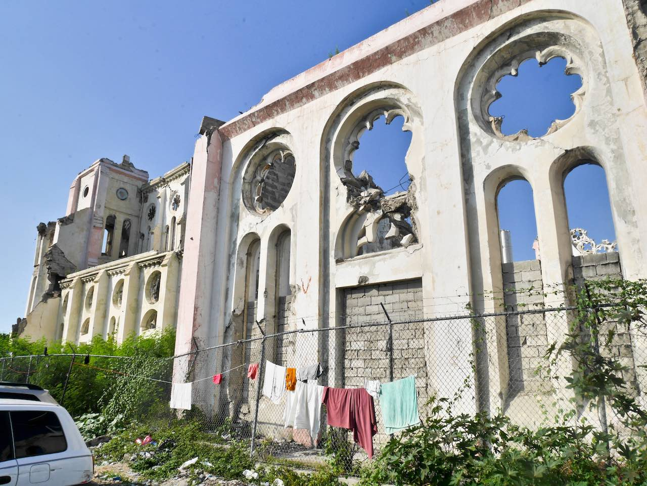 Port au Prince Cathedral