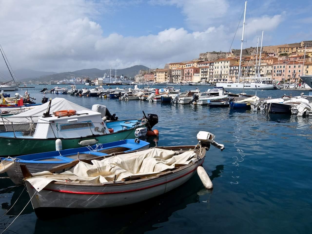 Portoferraio Harbour