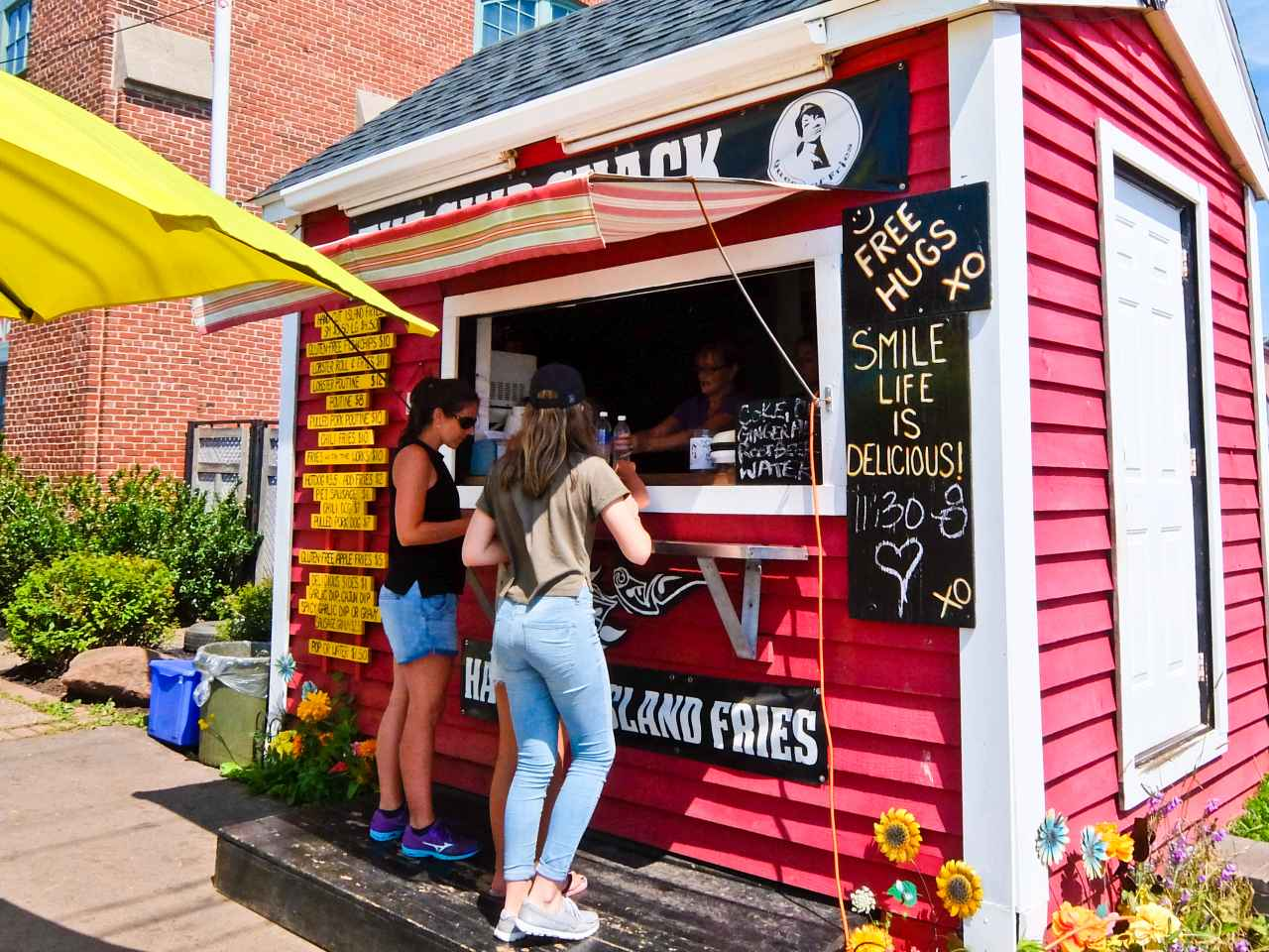 The Chip Shack, Prince Edward Island