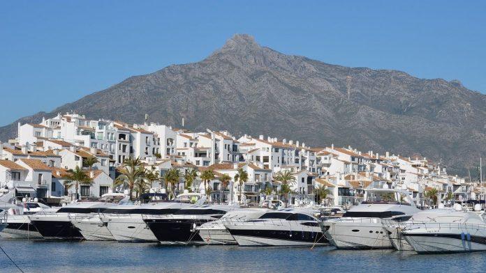 Puerto Banus, Marbella, Costa del Sol