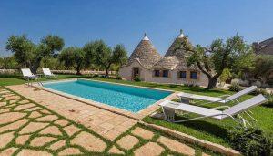 Puglia Paradise Trullo Atena