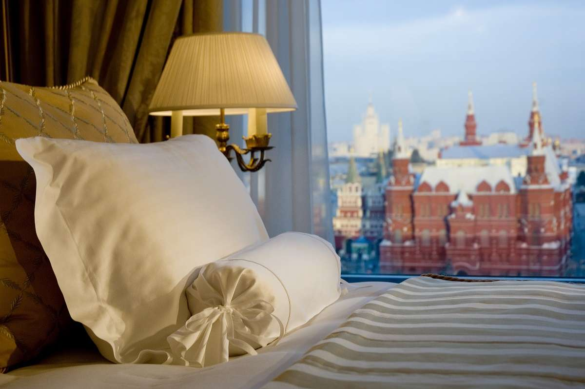 Suite at Ritz Carlton, Moscow