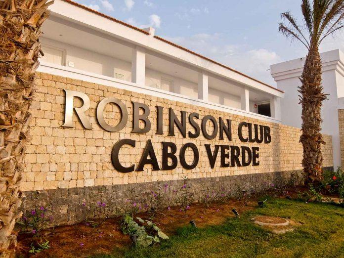 ROBINSON Club Exterior