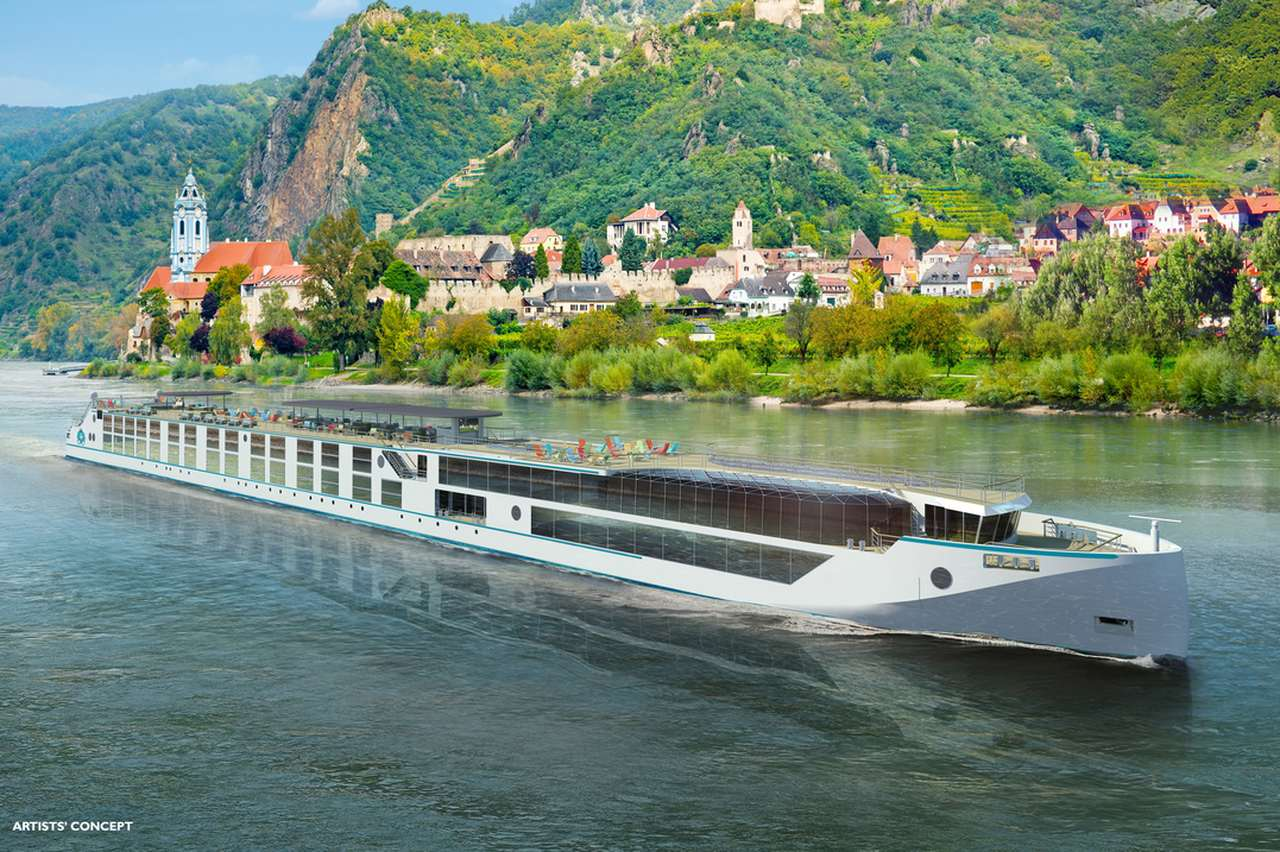 Best New River Ship Crystal Bach Mahler