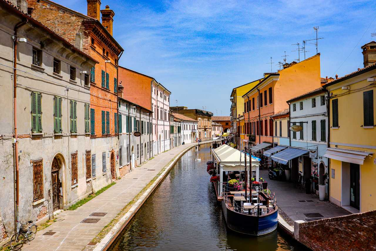 Ravenna Canal